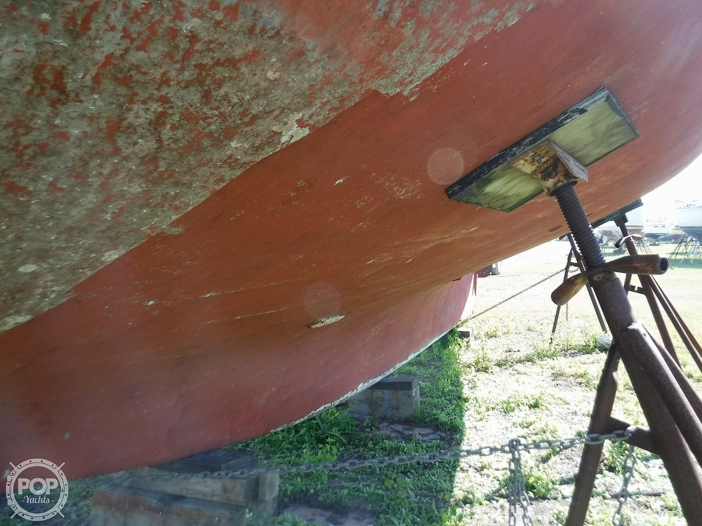 1974 Morgan boat for sale, model of the boat is 41 Out Island & Image # 11 of 40