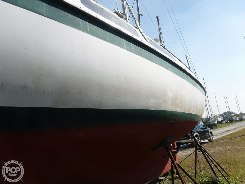 1974 Morgan boat for sale, model of the boat is 41 Out Island & Image # 12 of 40