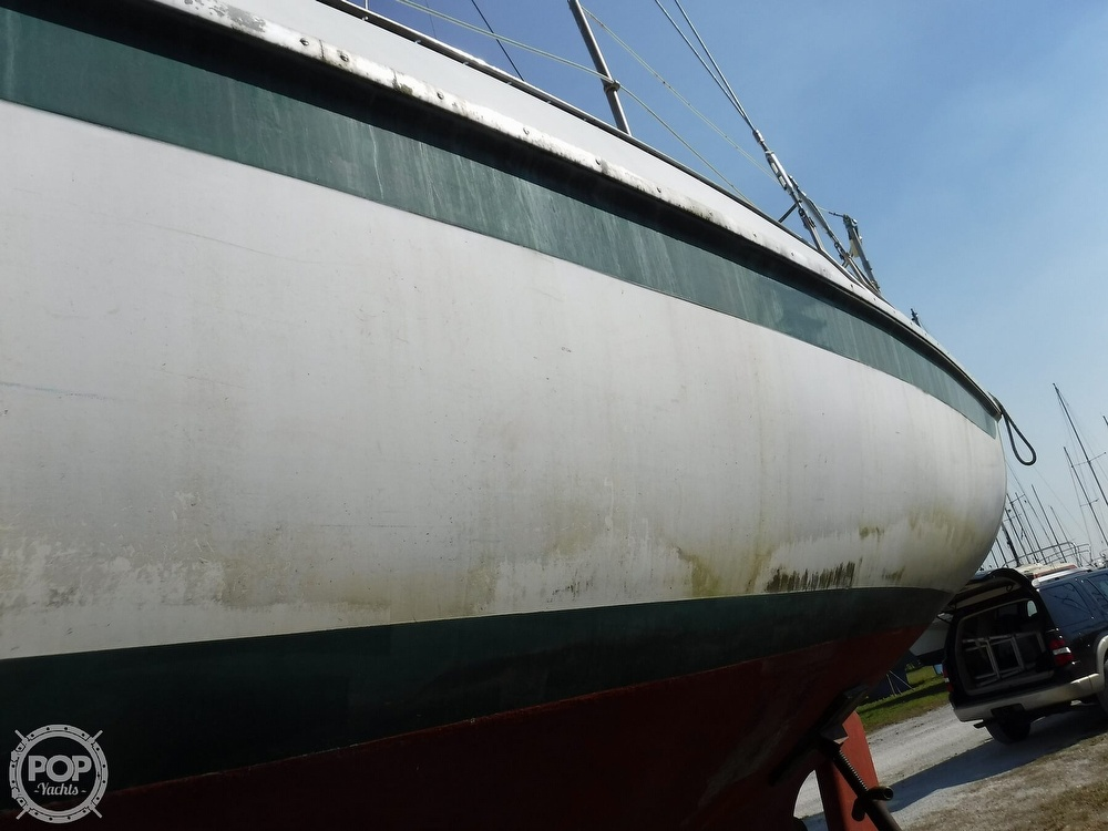 1974 Morgan boat for sale, model of the boat is 41 Out Island & Image # 14 of 40