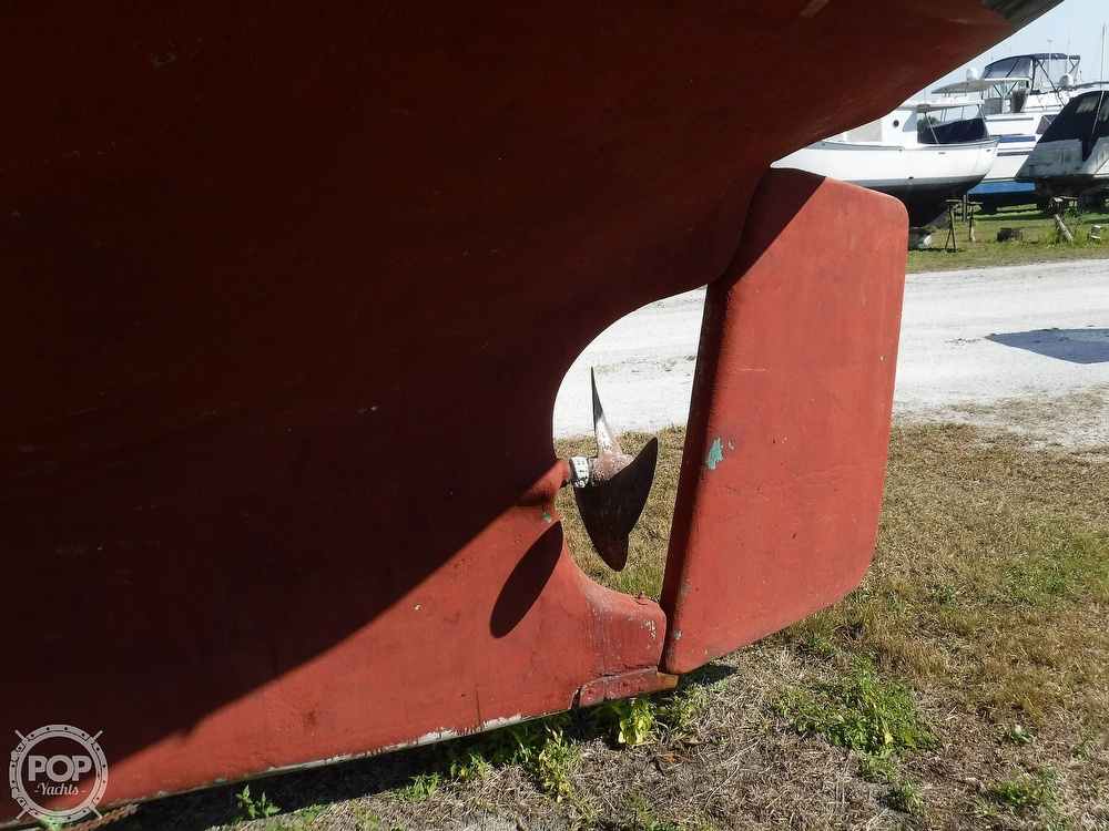 1974 Morgan boat for sale, model of the boat is 41 Out Island & Image # 15 of 40
