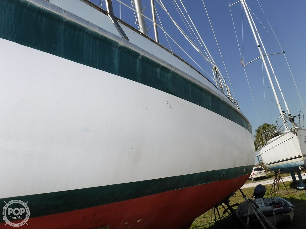 1974 Morgan boat for sale, model of the boat is 41 Out Island & Image # 22 of 40