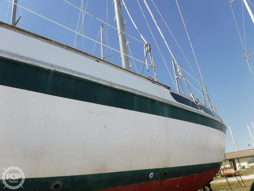 1974 Morgan boat for sale, model of the boat is 41 Out Island & Image # 24 of 40