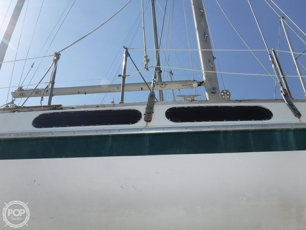1974 Morgan boat for sale, model of the boat is 41 Out Island & Image # 25 of 40