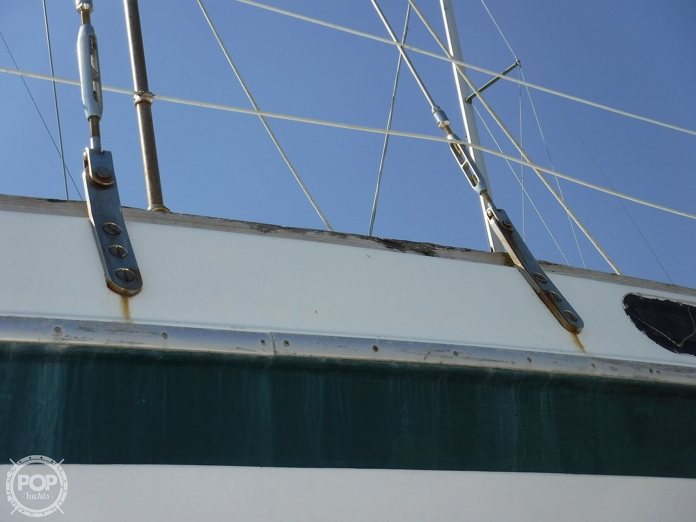 1974 Morgan boat for sale, model of the boat is 41 Out Island & Image # 27 of 40