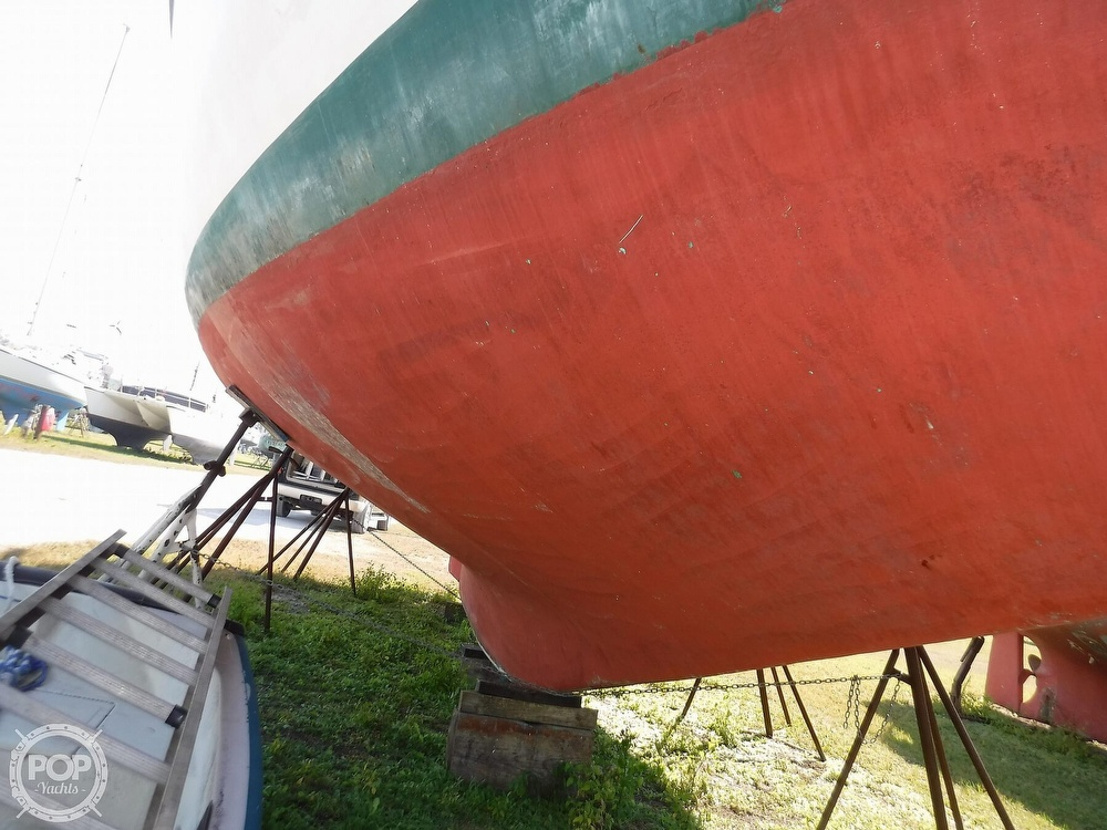 1974 Morgan boat for sale, model of the boat is 41 Out Island & Image # 32 of 40