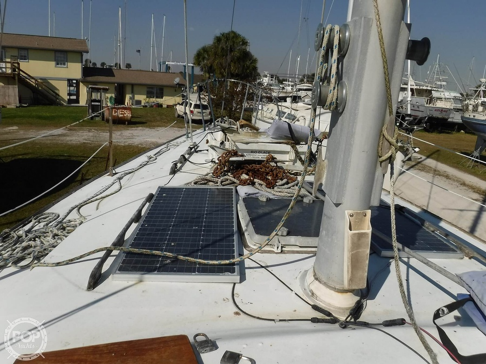 1974 Morgan boat for sale, model of the boat is 41 Out Island & Image # 33 of 40