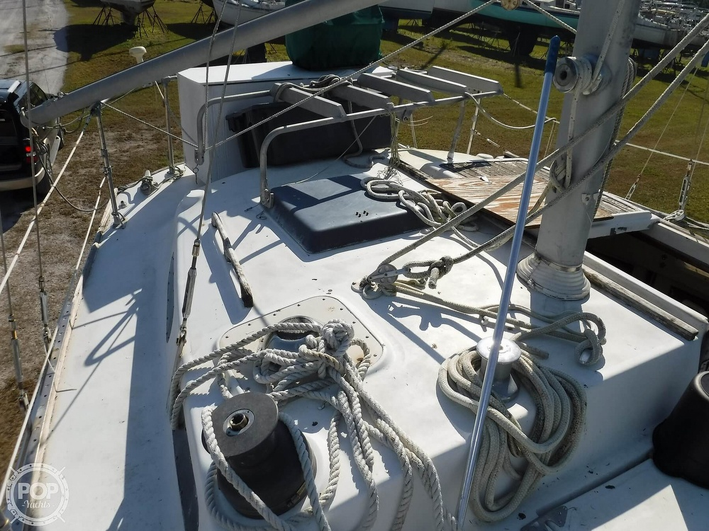 1974 Morgan boat for sale, model of the boat is 41 Out Island & Image # 37 of 40