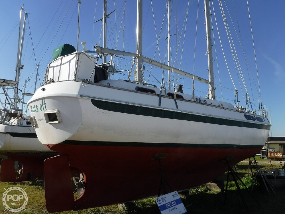 1974 Morgan boat for sale, model of the boat is 41 Out Island & Image # 5 of 40