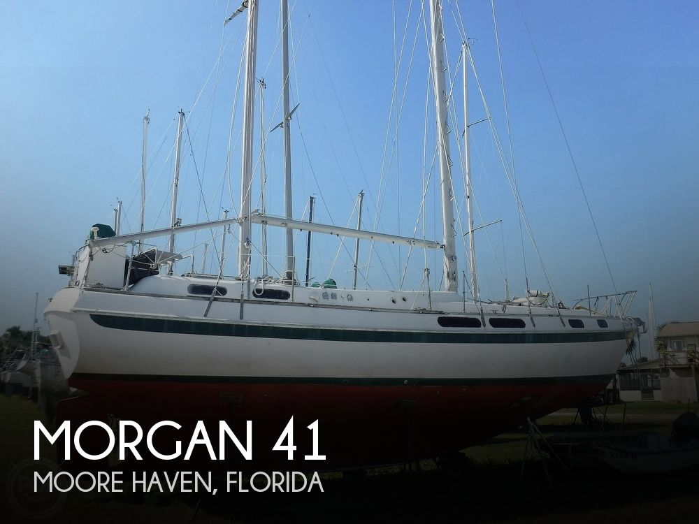 1974 Morgan boat for sale, model of the boat is 41 Out Island & Image # 1 of 40