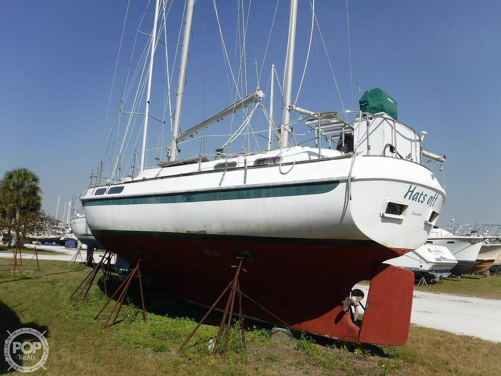 1974 Morgan boat for sale, model of the boat is 41 Out Island & Image # 3 of 40