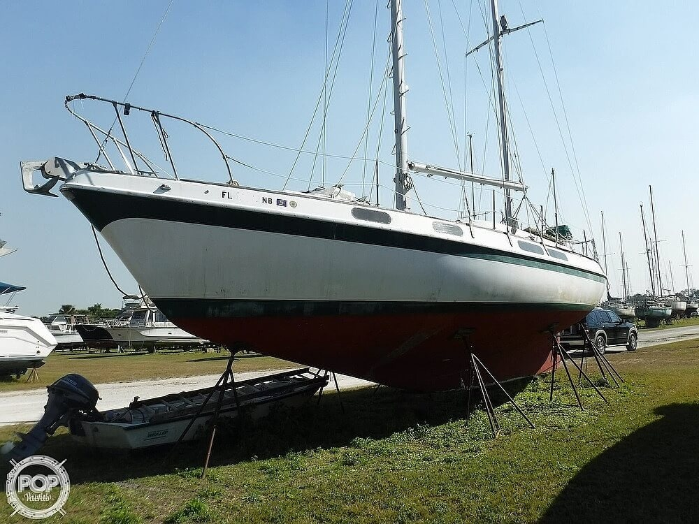 1974 Morgan boat for sale, model of the boat is 41 Out Island & Image # 4 of 40