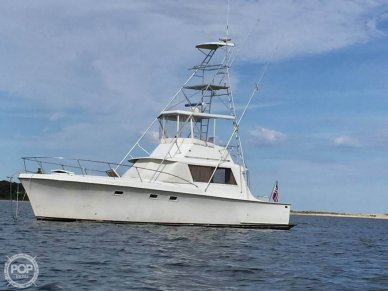 Hatteras 41' Convertible, 41', for sale - $23,000