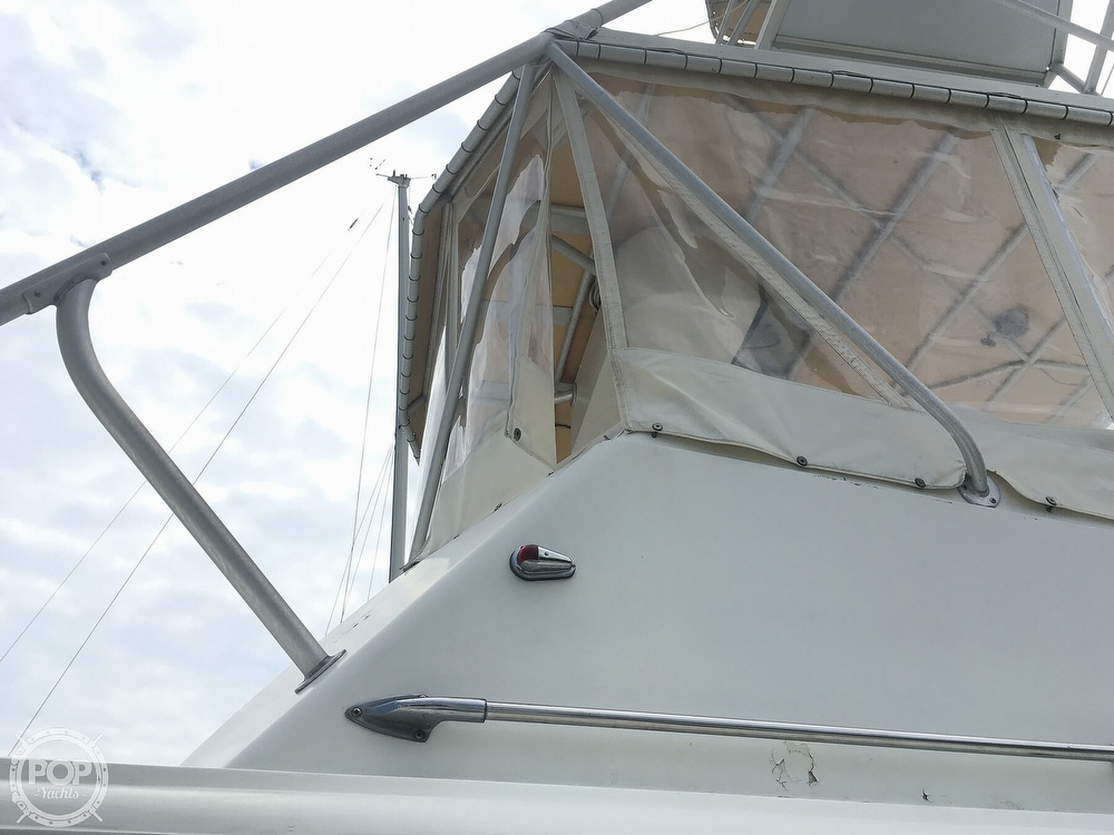 1967 Hatteras boat for sale, model of the boat is 41' Convertible & Image # 31 of 40
