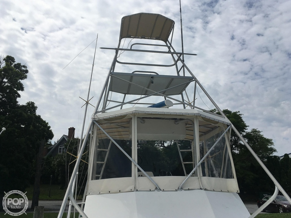 1967 Hatteras boat for sale, model of the boat is 41' Convertible & Image # 34 of 40
