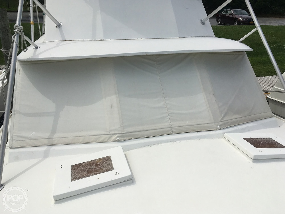 1967 Hatteras boat for sale, model of the boat is 41' Convertible & Image # 35 of 40