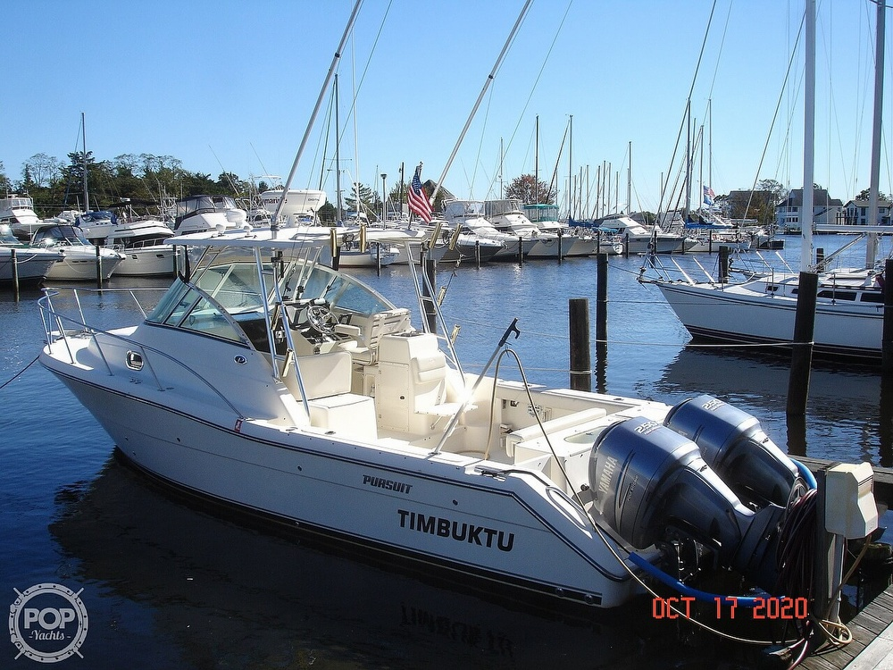 2006 Pursuit boat for sale, model of the boat is 3070 Offshore & Image # 3 of 40