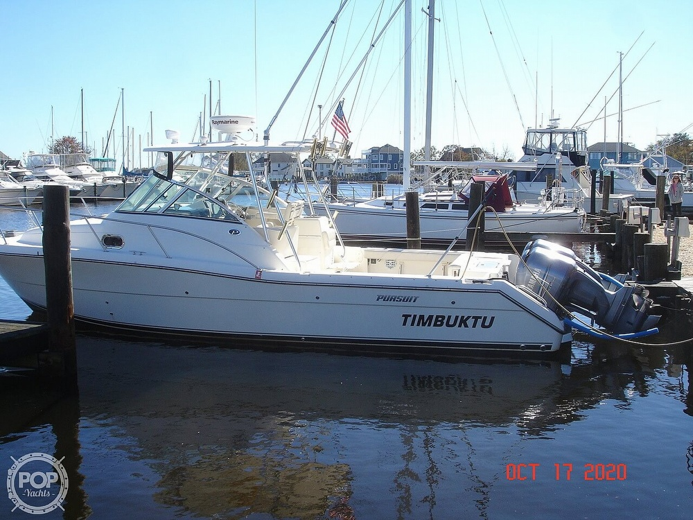 2006 Pursuit boat for sale, model of the boat is 3070 Offshore & Image # 4 of 40