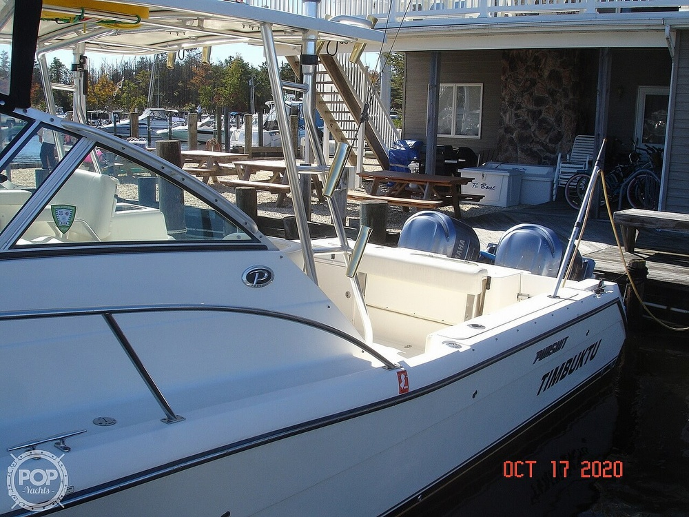 2006 Pursuit boat for sale, model of the boat is 3070 Offshore & Image # 8 of 40