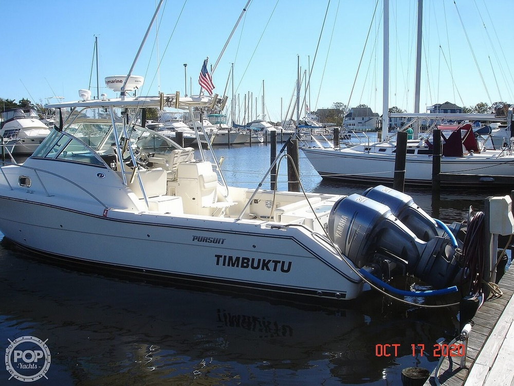 2006 Pursuit boat for sale, model of the boat is 3070 Offshore & Image # 9 of 40