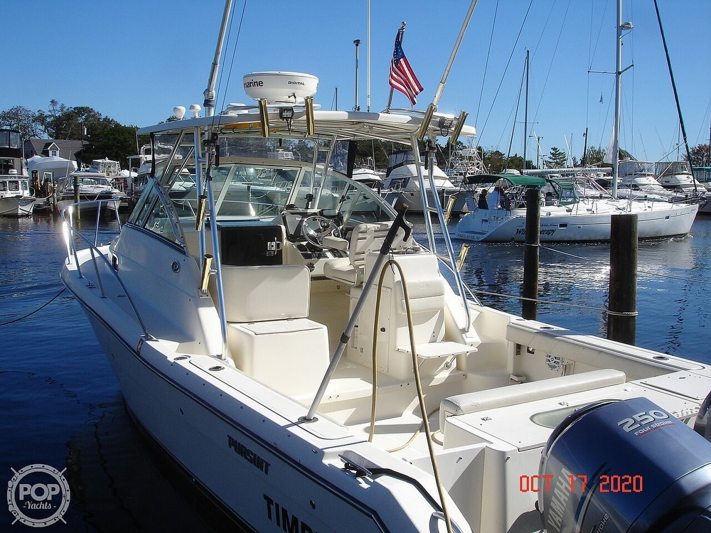 2006 Pursuit boat for sale, model of the boat is 3070 Offshore & Image # 11 of 40