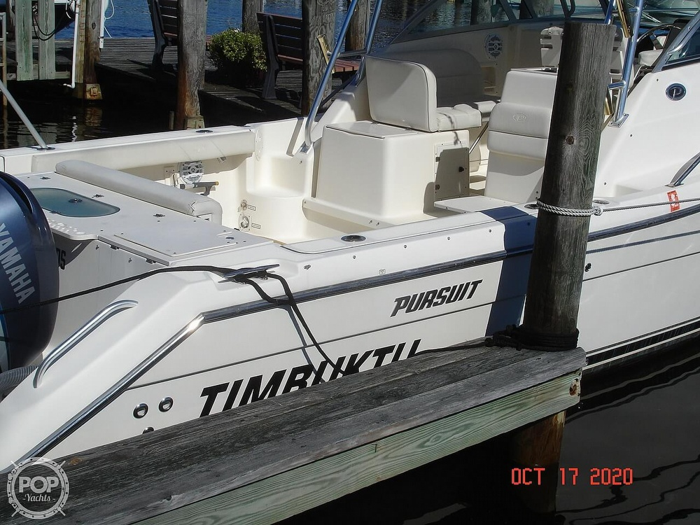 2006 Pursuit boat for sale, model of the boat is 3070 Offshore & Image # 13 of 40