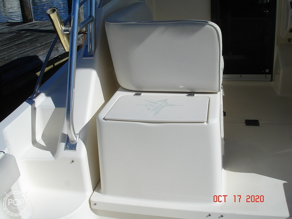 2006 Pursuit boat for sale, model of the boat is 3070 Offshore & Image # 39 of 40