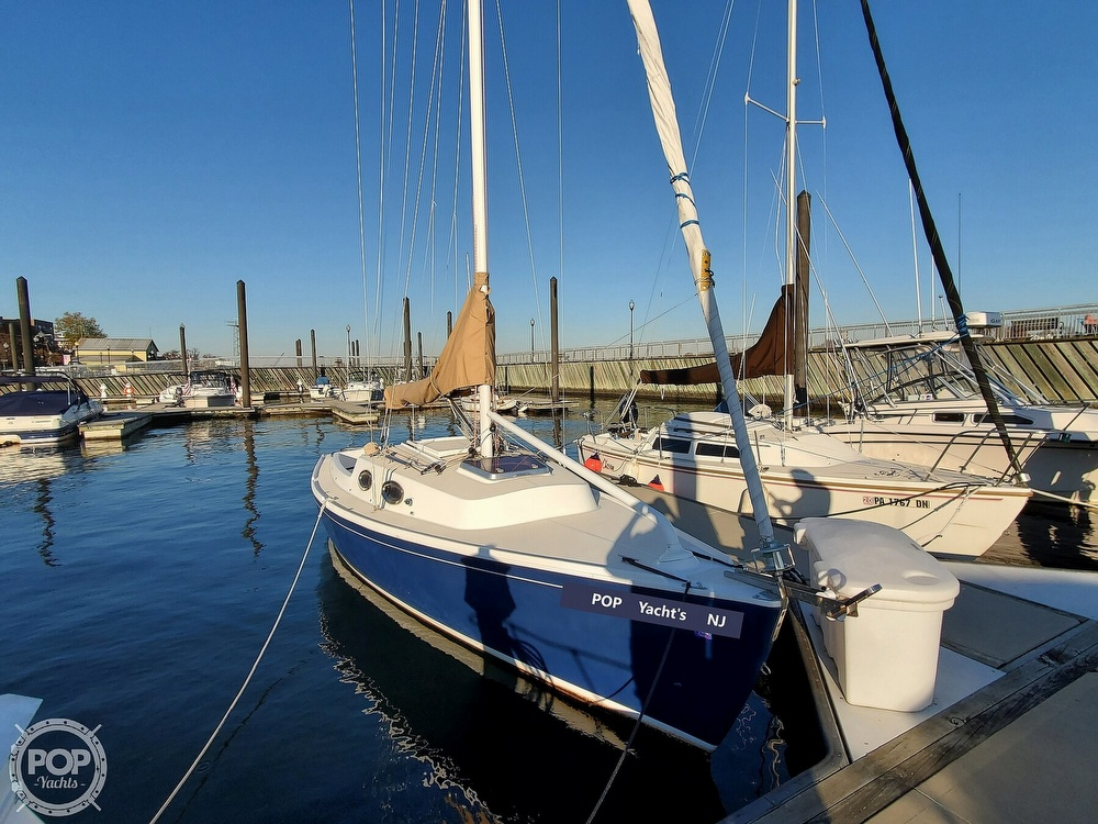 2014 Schock boat for sale, model of the boat is Harbor 25 & Image # 8 of 40
