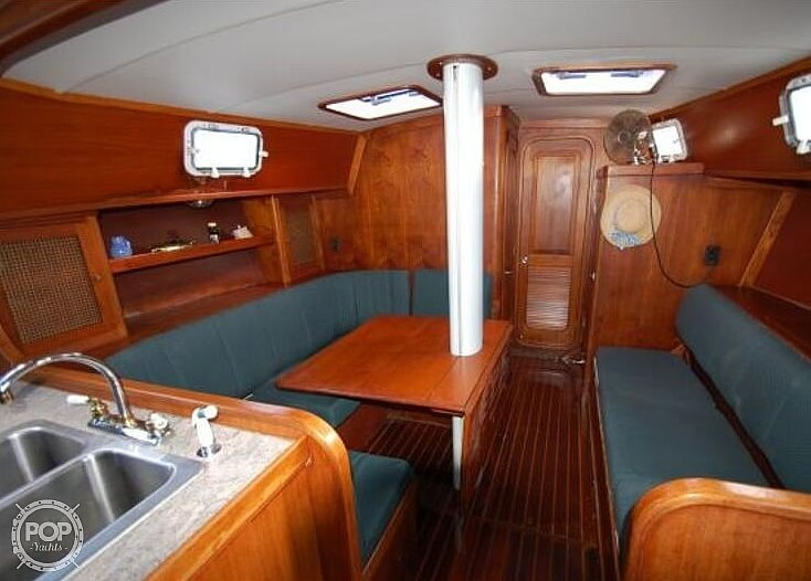 1977 Gulfstar boat for sale, model of the boat is G50 & Image # 3 of 40