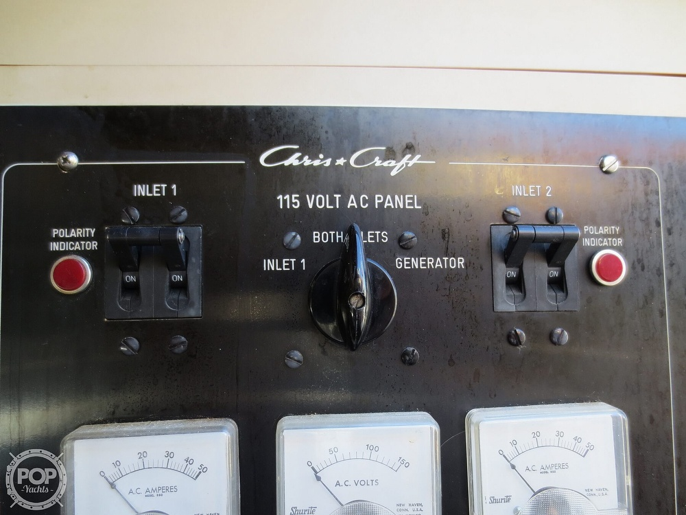 1981 Chris Craft boat for sale, model of the boat is 381 Catalina & Image # 19 of 40