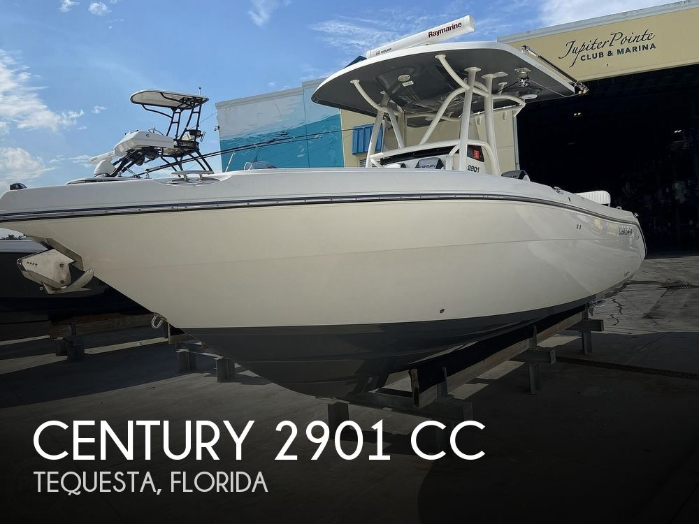2015 Century boat for sale, model of the boat is 2901 CC & Image # 1 of 40