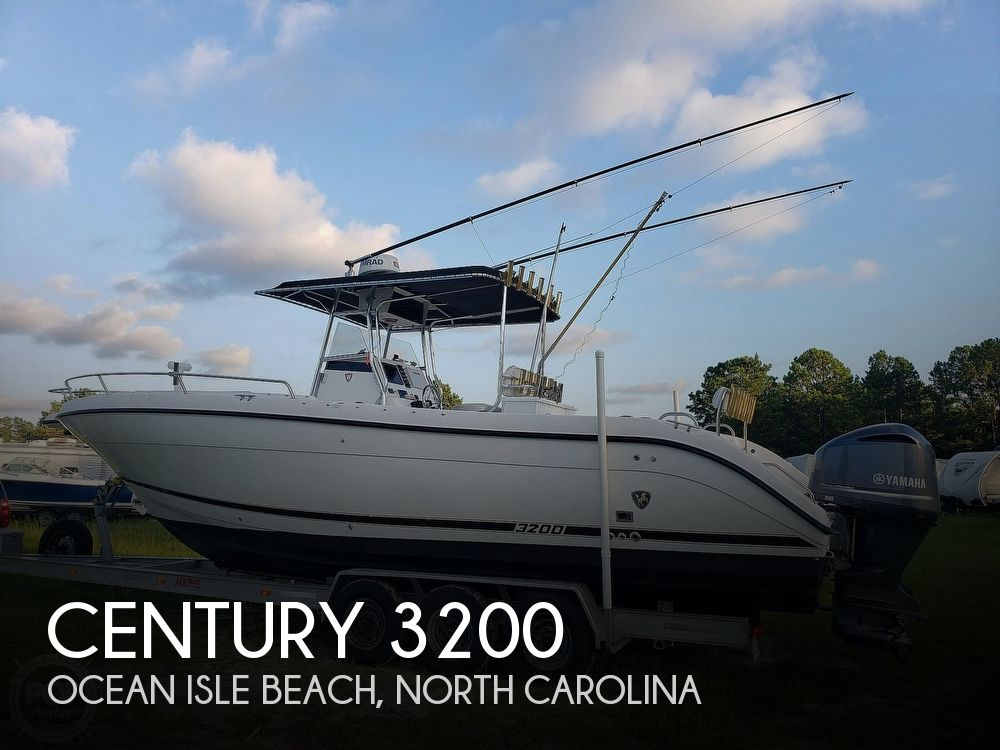 2002 Century boat for sale, model of the boat is 3200 & Image # 1 of 40