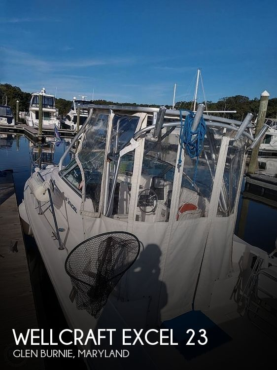 Used Wellcraft Boats For Sale in Maryland by owner | 1996 Wellcraft Excel 23