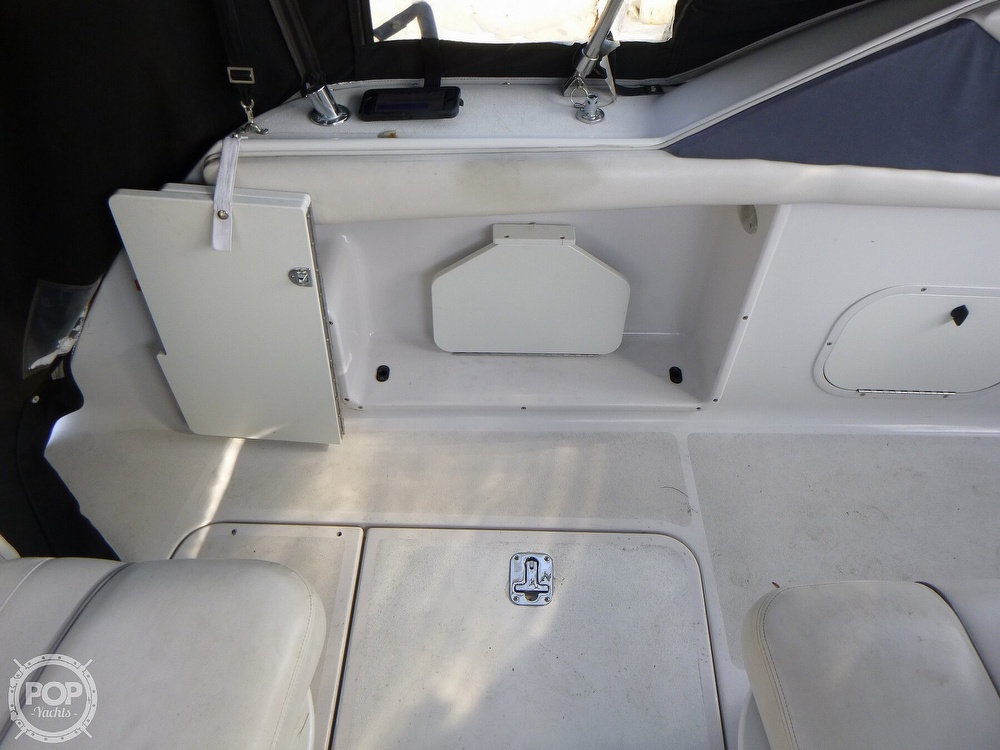 2001 Four Winns boat for sale, model of the boat is 248 Vista & Image # 16 of 40