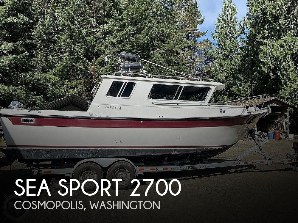 1994 SEASPORT NAVIGATOR 2700 for sale