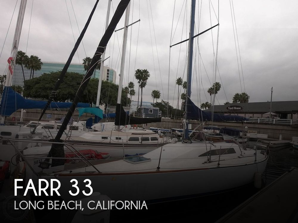 1984 Farr boat for sale, model of the boat is 33 & Image # 1 of 40