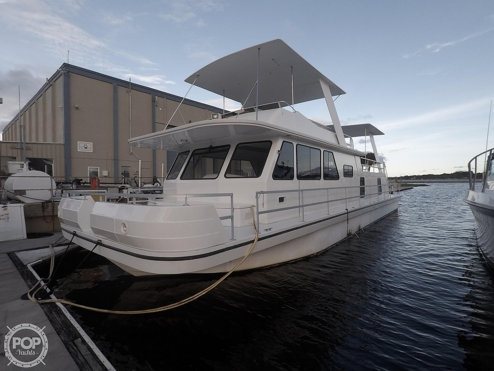 2001 Gibson boat for sale, model of the boat is 5500 & Image # 3 of 40