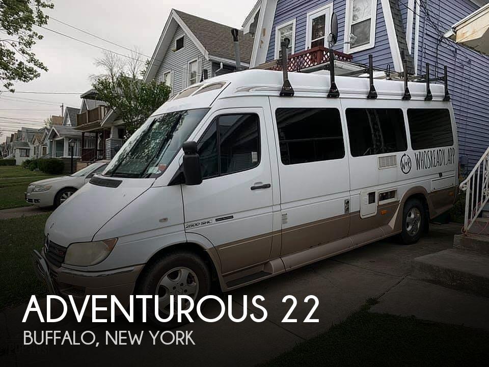2005 Roadtrek Adventurous 22