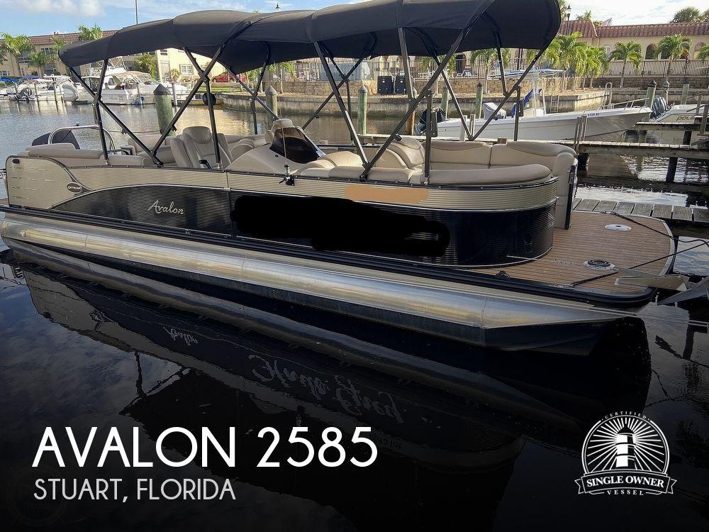 2018 Avalon Catalina 2585 QL