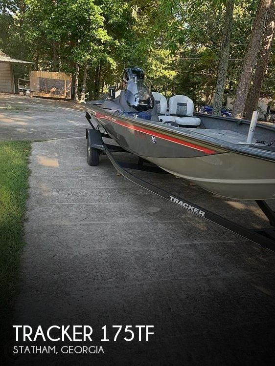 Used Tracker 175TF Boats For Sale in Georgia by owner | 2018 Tracker 175TF