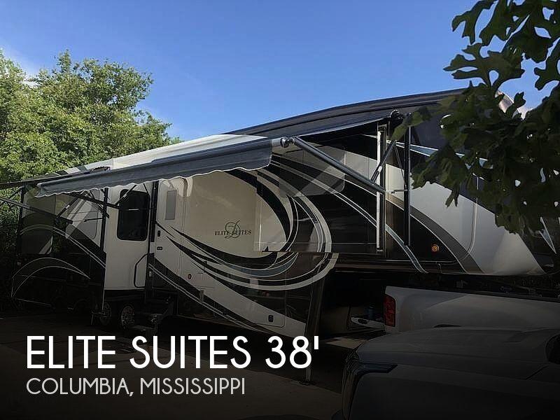2014 DRV Elite Suites 38TKSB3