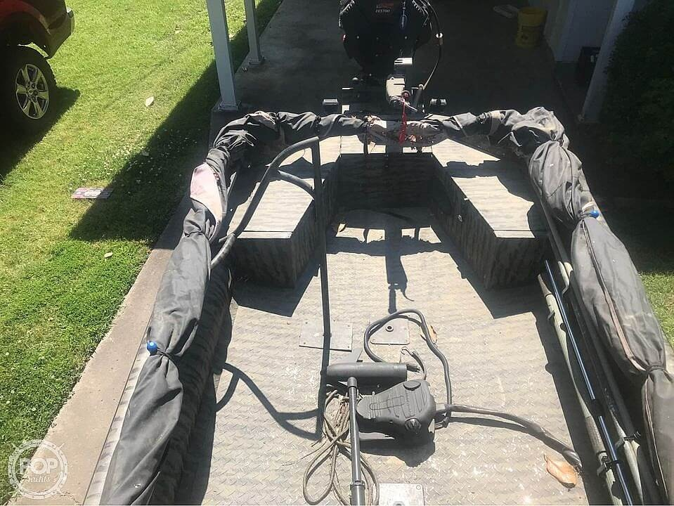 2017 Havoc boat for sale, model of the boat is 1656 MST & Image # 3 of 6