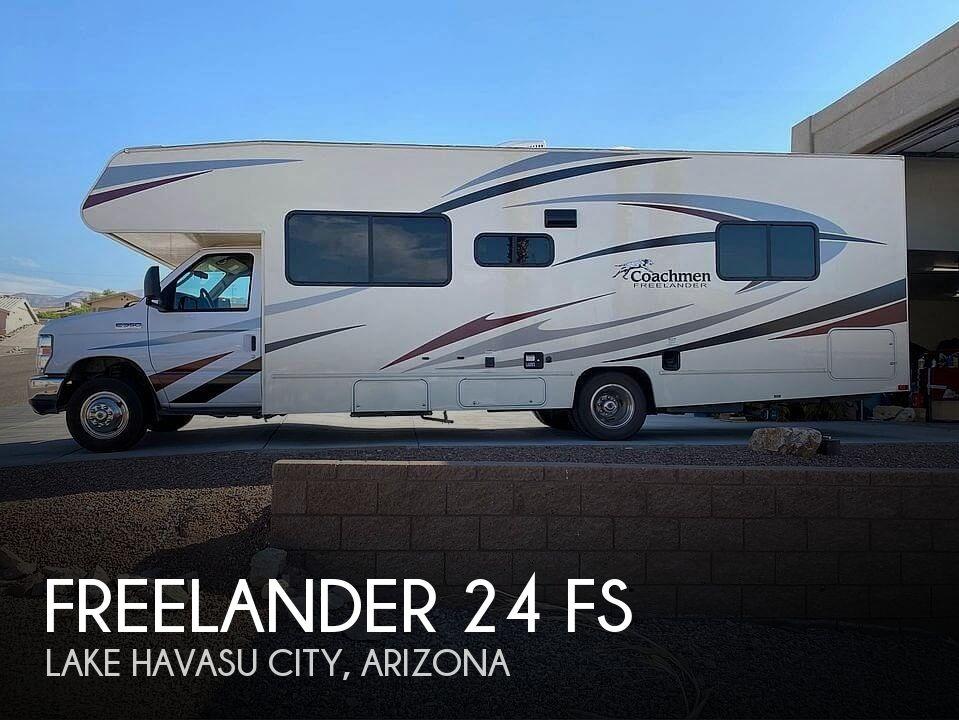 2019 Coachmen Freelander 24
