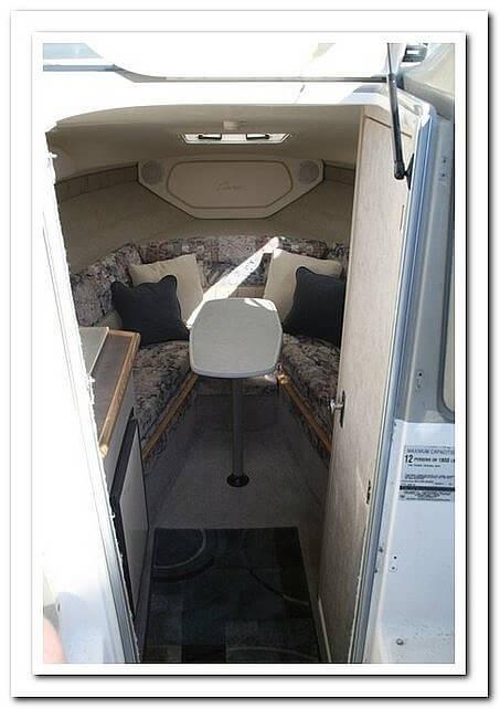1997 Bayliner boat for sale, model of the boat is 2355 Ciera SB & Image # 11 of 38