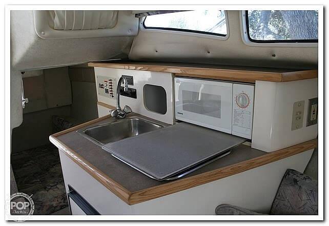 1997 Bayliner boat for sale, model of the boat is 2355 Ciera SB & Image # 16 of 38