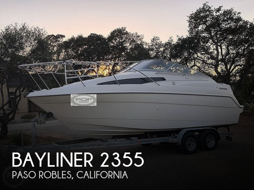 1997 Bayliner boat for sale, model of the boat is 2355 Ciera SB & Image # 1 of 38