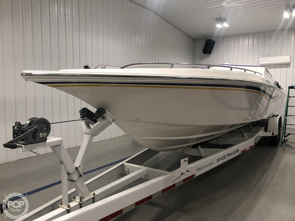 2004 Fountain boat for sale, model of the boat is Fountain 35 Executioner & Image # 2 of 40