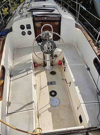 1979 Pearson boat for sale, model of the boat is P35 & Image # 3 of 12