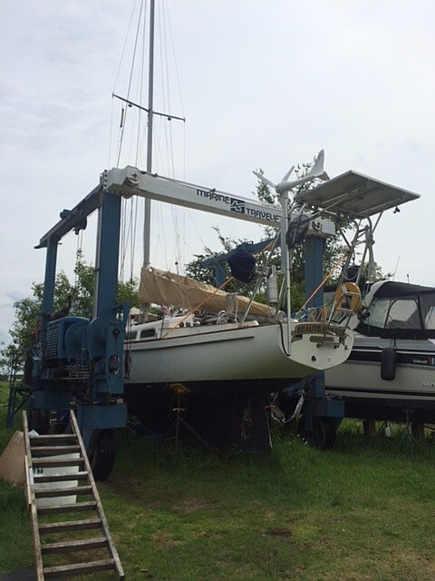 1979 Pearson boat for sale, model of the boat is P35 & Image # 21 of 29