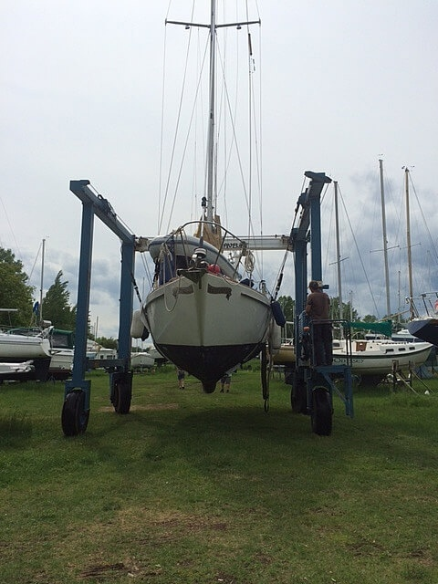1979 Pearson boat for sale, model of the boat is P35 & Image # 22 of 29