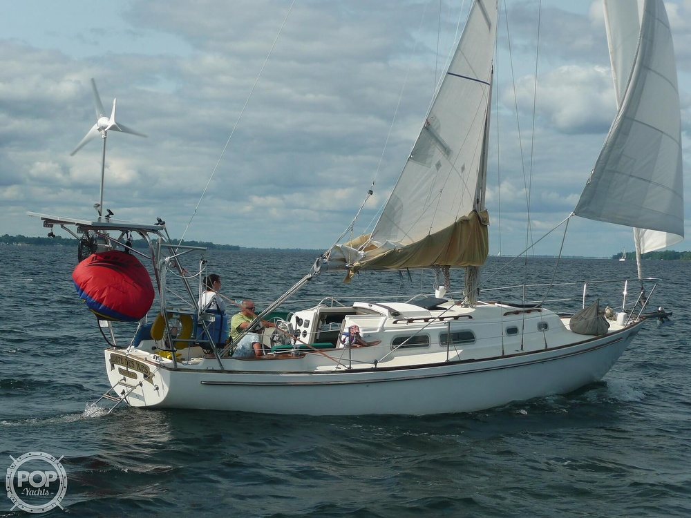 1979 Pearson boat for sale, model of the boat is P35 & Image # 25 of 29